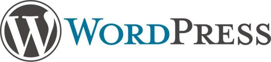لوگو وردپرس - WordPress Logo