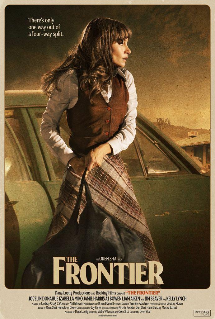 دانلود رایگان فیلم The Frontier 2015