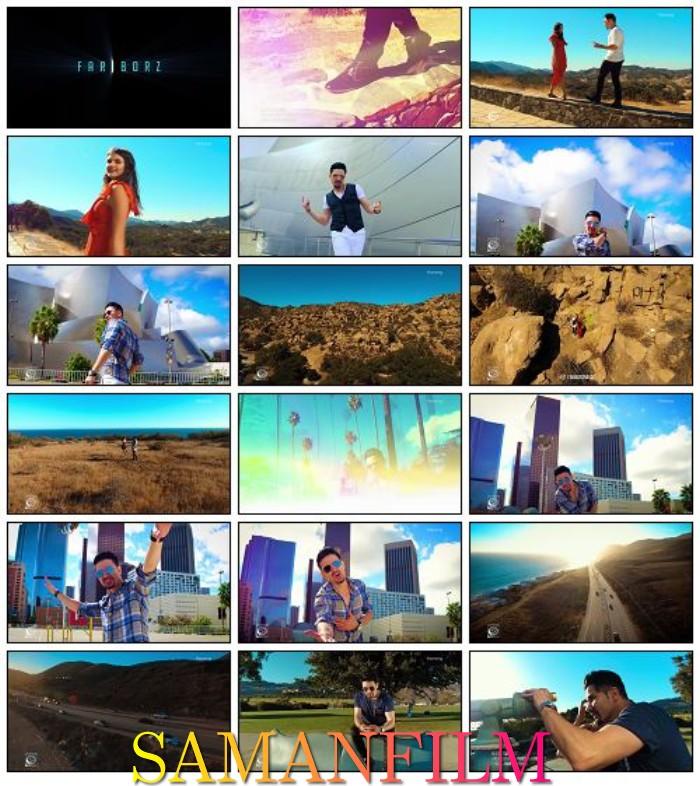 دانلود موزیک ویدئوی جدید فریبرز به نام دختر ایرونی