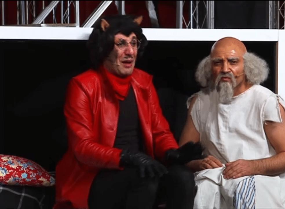 دانلود تئاتر کمدی موزیکال جدید و بی نظیر گروه هنری بابک نهرین به نام موش و گربه