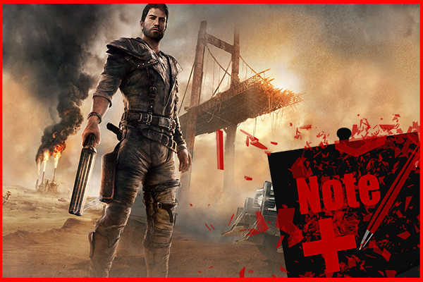 دانلود ترینر بازی Mad Max