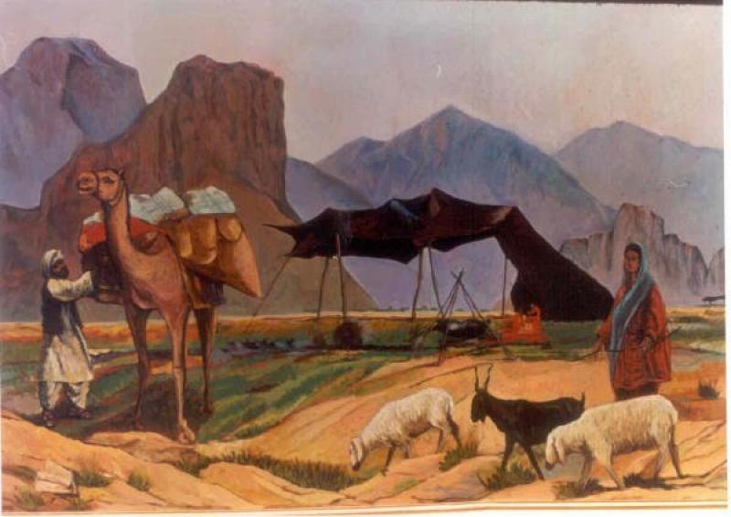 فرهنگ و هنر مردم بلوچستان