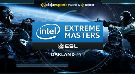 صحنه های برتر و هایلات مسابقات IEM Oakland 2016