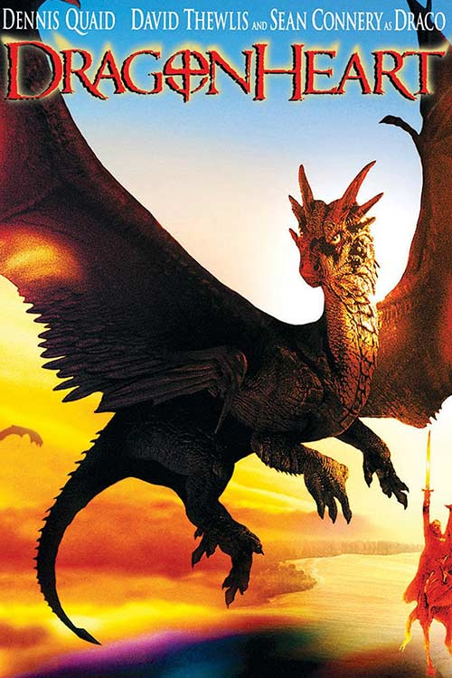 دانلود فیلم DragonHeart 1996