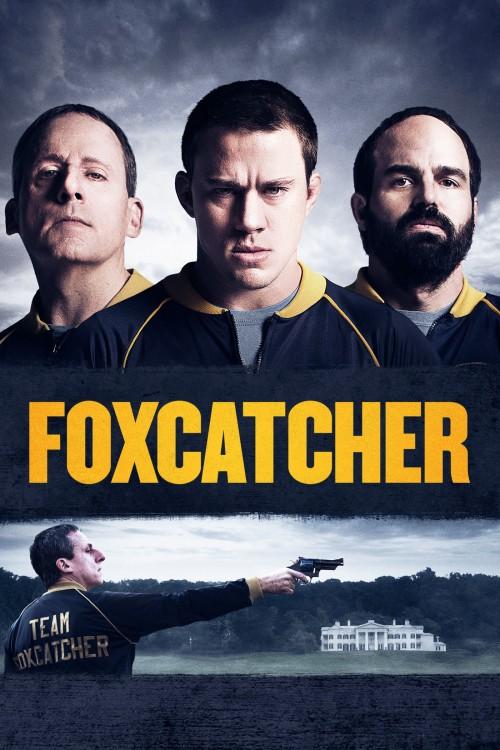 دانلود رایگان دوبله فارسی فیلم شکارچی روباه Foxcatcher 2014