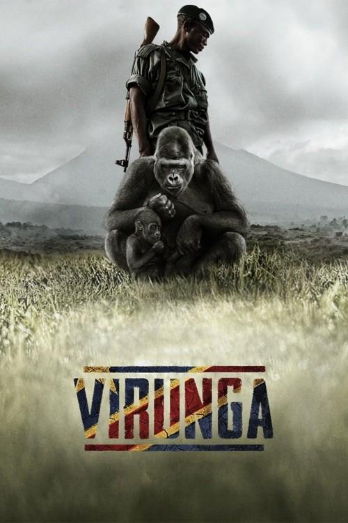 دانلود رایگان دوبله فارسی مستند ویرونگا Virunga 2014