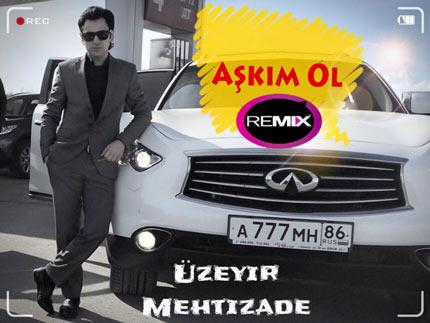 دانلود آهنگ اوزير مهدي زاده به نام Askim Ol