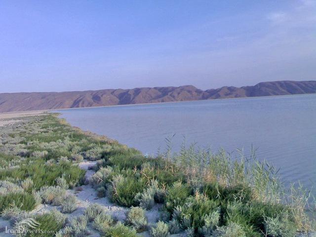 دریاچه هیرم لارستان