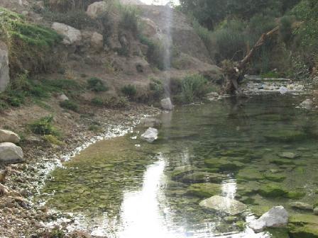 تفرجگاه چشمه برم دلک