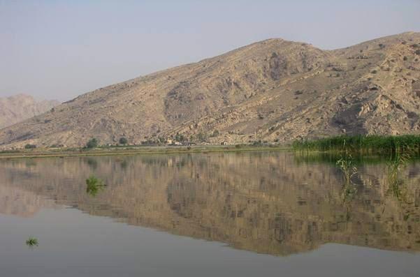منطقه تفرجگاهی دریاچه پریشان