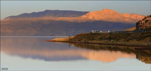 منطقه گردشگری دریاچه مهارلو