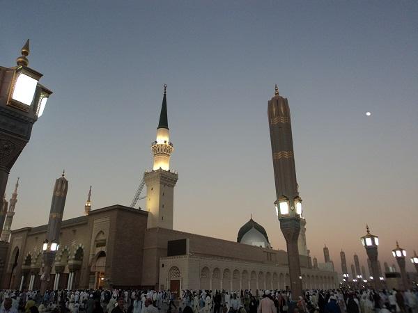 مسجدالنبـی