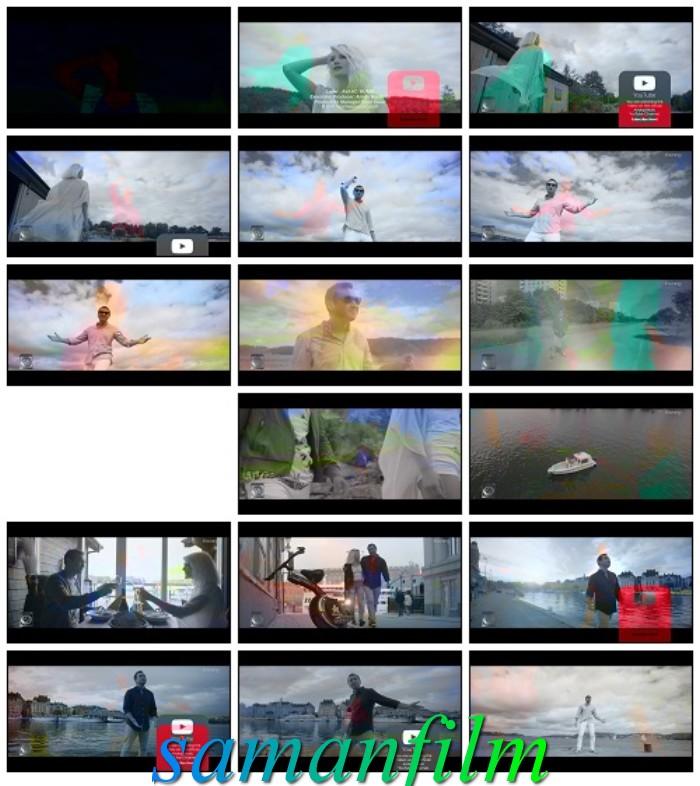 دانلود موزیک ویدئوی جدید حمید راستی به نام چه حالی دارم
