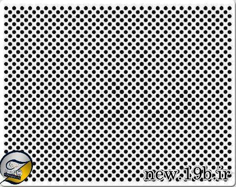 عکس اثبات خطای چشم