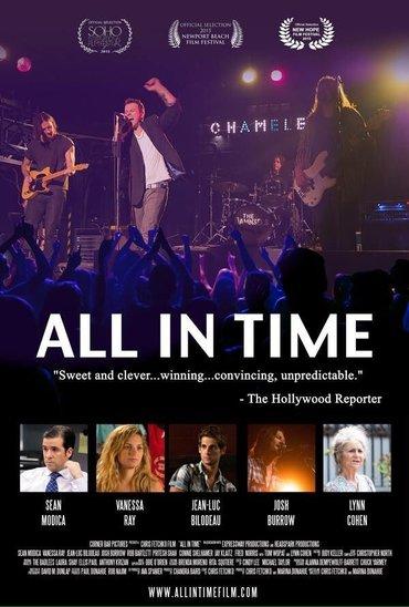 دانلود رایگان فیلم All in Time 2015