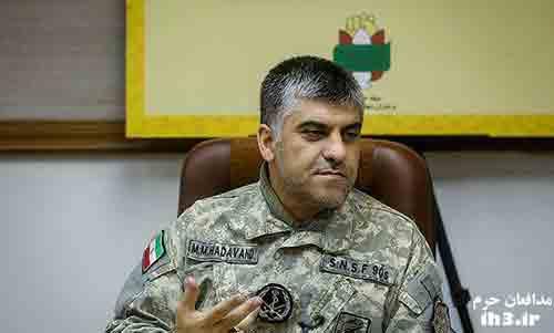 روایت فرمانده فاتحین از نحوه شهادت 12 نیروی ایرانی در یک روز