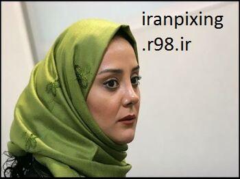 عکس مینا لاکانی بازیگری که کشف حجاب کرد