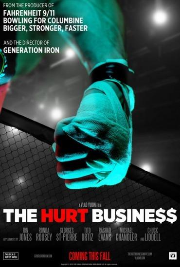 دانلود رایگان فیلم The Hurt Business 2016