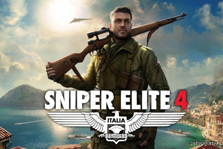 نسخه کالکتور Sniper Elite 4 معرفی شد