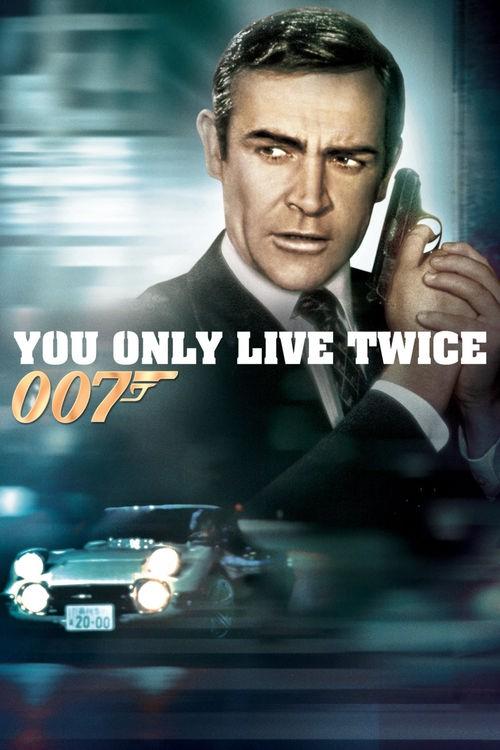 دانلود رایگان دوبله فارسی فیلم جیمز باند: شما فقط دو بار زندگی می کنید You Only Live Twice 1967