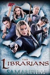 دانلود فصل اول سریال کتابداران با دوبله فارسی The Librarians تا قسمت 9 اضافه شد