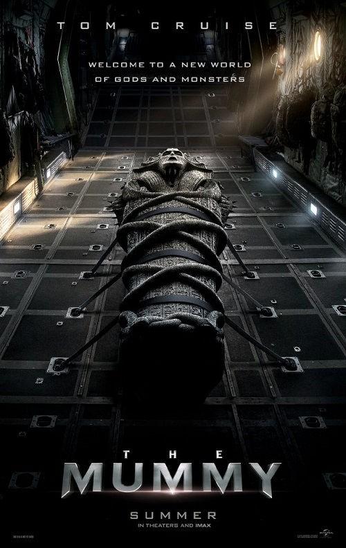 دانلود رایگان فیلم The Mummy 2017