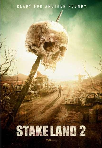 دانلود رایگان فیلم The Stakelander 2016
