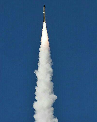 موشک بالستیک میانبرد سجیل 2