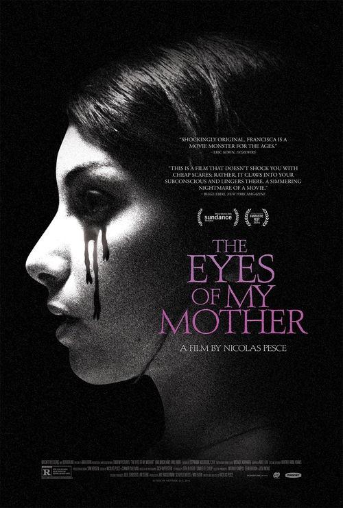 دانلود رایگان فیلم The Eyes of My Mother 2016