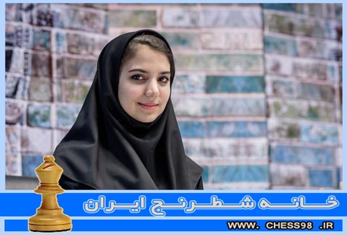 تقدیر از سارا خادم الشریعه