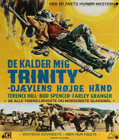 دانلود فیلم خارجی به من میگن ترینیتی محصول 1970