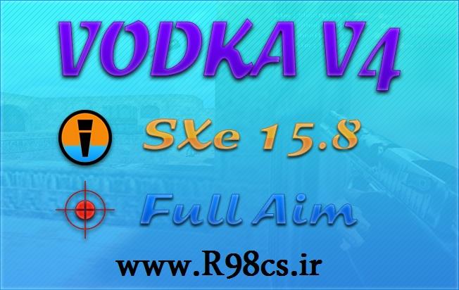 دانلود کانفیگ فوق العاده بینظیر و جدید VODKA V4 مخصوص All sXe 15.8