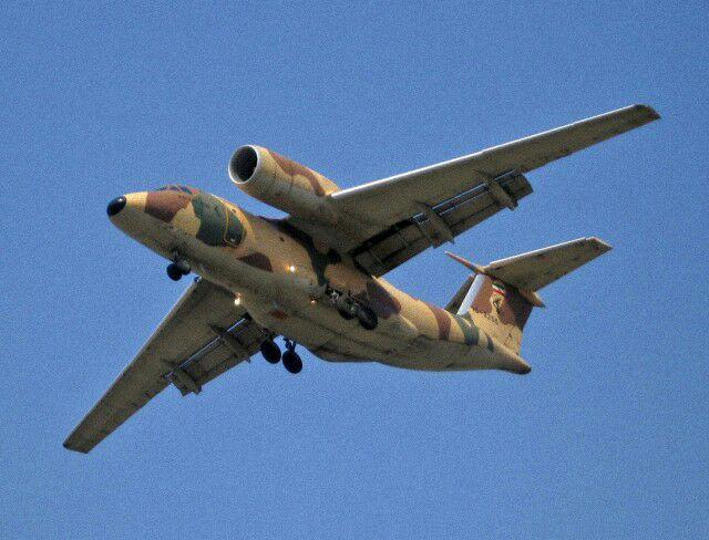 هواپیمای ترابری آنتونوف An-72/74