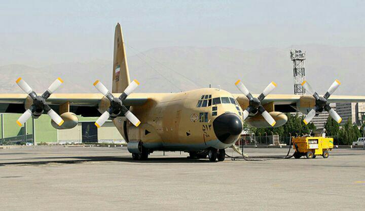 هواپیمای سی 130