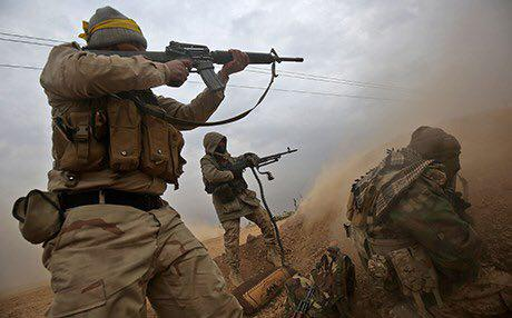 وزارت دفاع عراق اعلام كرد