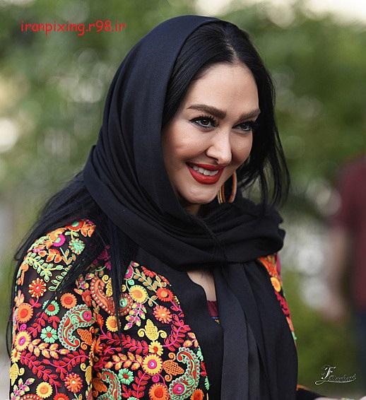 جدیدترین عکس های الهام حمیدی به عنوان مدل آرایشی!!