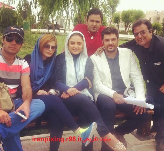 عکس های لو رفته از بازیگران مرد ایرانی همراه با زنان!!!
