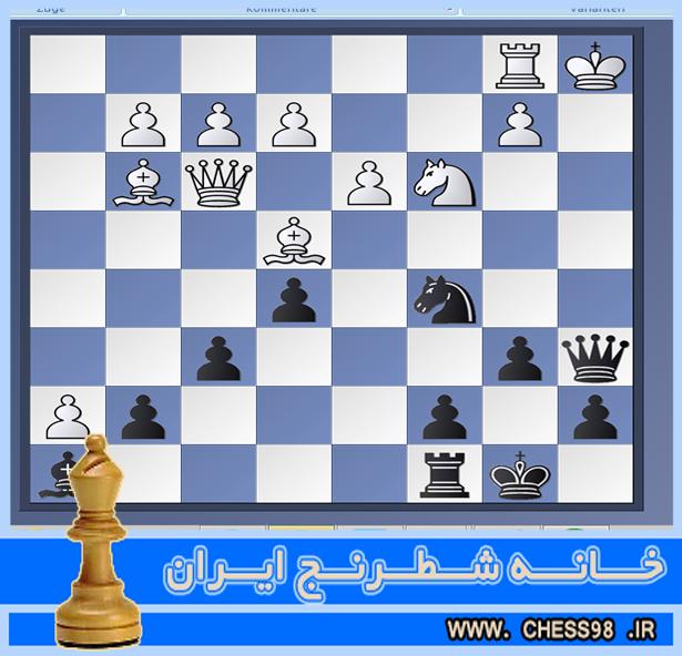 آموزش اختصاصی مات مختنق | خانه شطرنج