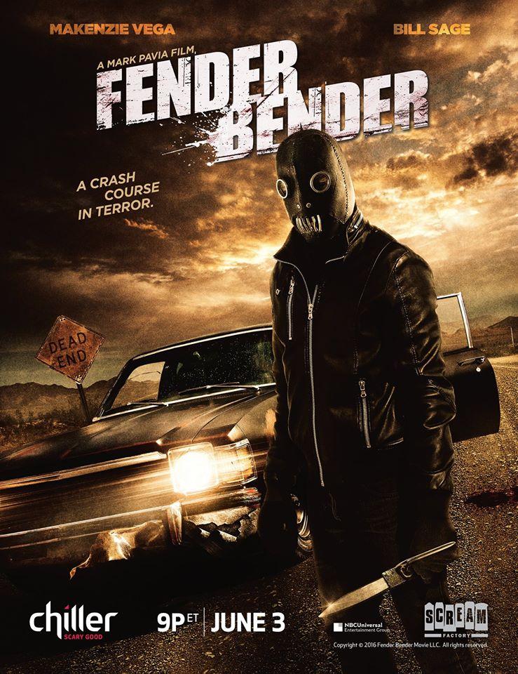 دانلود رایگان فیلم Fender Bender 2016