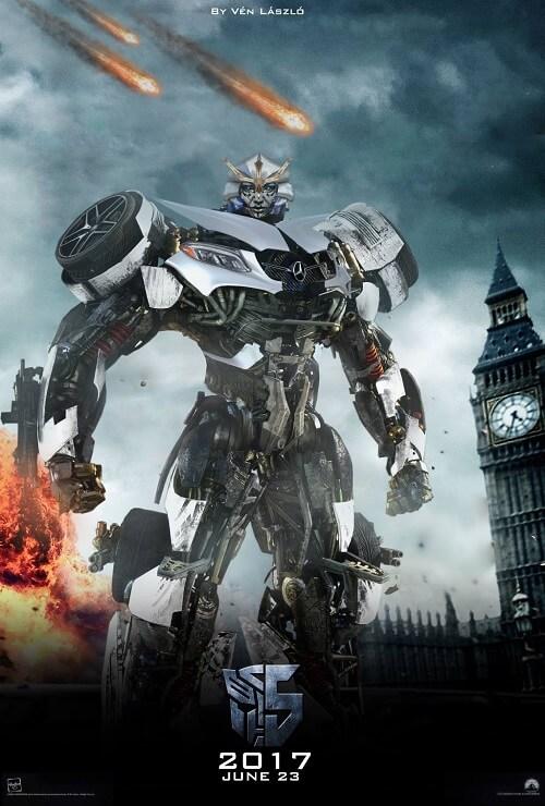 دانلود رایگان فیلم Transformers The Last Knight 2017