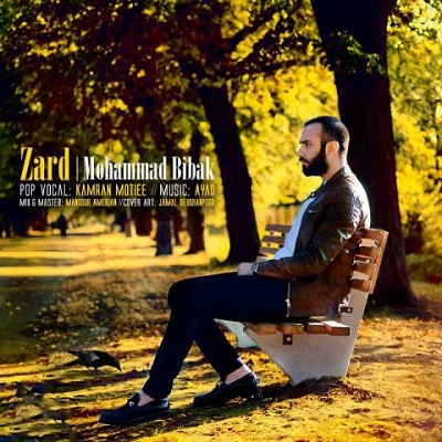 دانلود موزیک ویدئو جدید محمد بی باک به نام زرد