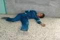 مانور زلزله در دبستان شهيد آيت دوره اول برگزار شد