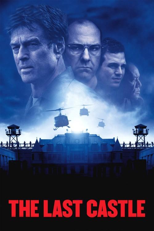 دانلود رایگان دوبله فارسی فیلم آخرین قلعه The Last Castle 2001