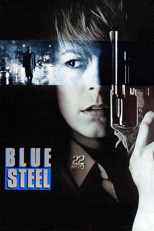 دانلود رایگان دوبله فارسی فیلم فولاد آبی Blue Steel 1990