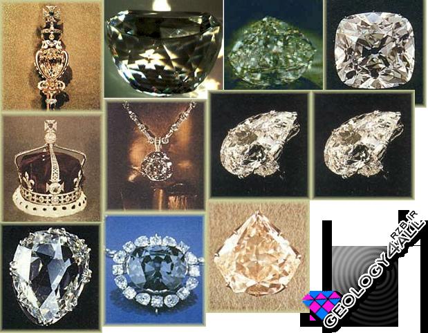 ده الماس معروف جهان
