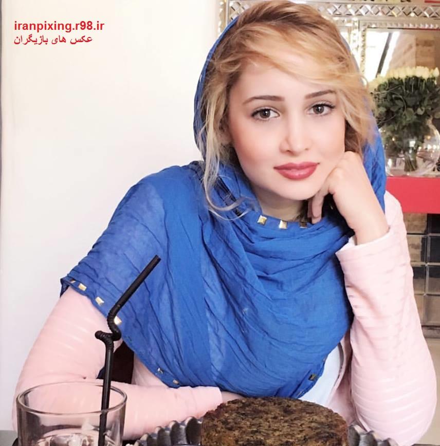 عکس های جدید از غزاله وکیلی بازیگر جذاب ایرانی