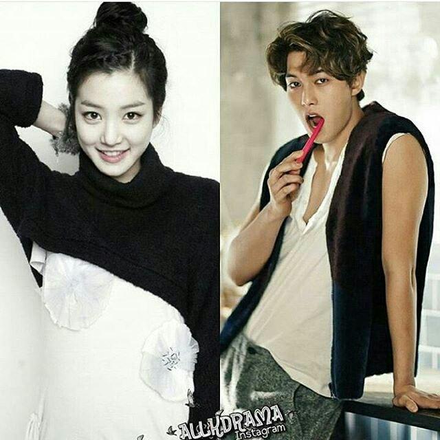 لی جونگ هیون جذاب #CNBLUE و لی یوبی دوس داشتنی در سریال جدید