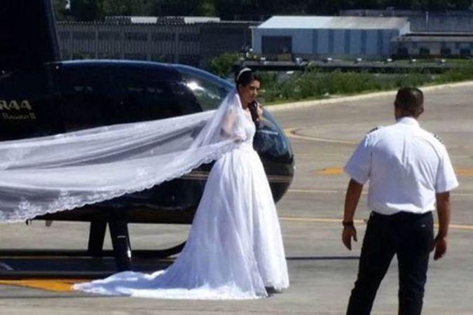 سورپرایز عروسی که به عزا تبدیل شد + فیلم و عکس