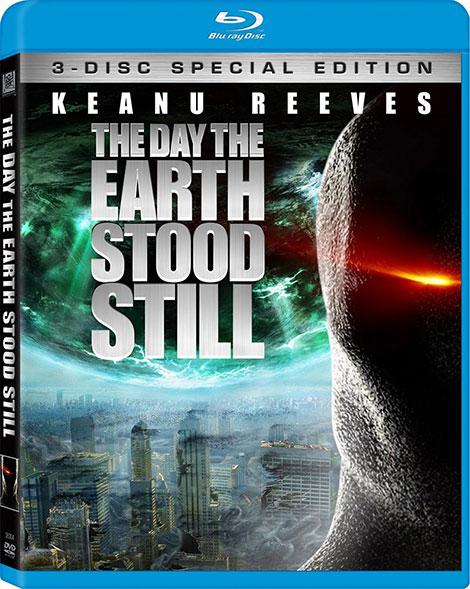 دانلود دوبله فارسی فیلم The Day the Earth Stood Still 2008