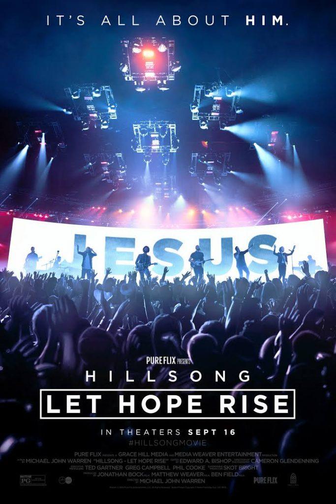 دانلود رایگان فیلم Hillsong Let Hope Rise 2016